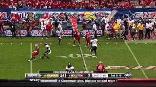 Austin Davis vs Houston (2011)