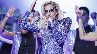 Watch Victor Rojas performing for Lady Gaga's Super Bowl halftime performance