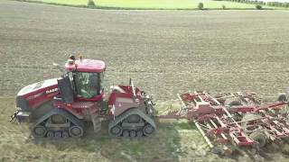 Video Case Quadtrac 600 with a Vaderstad Top Down 700 MP3, 3GP, MP4, WEBM, AVI, FLV November 2017