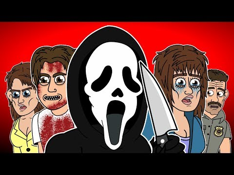 Scream The Musical Animated Parody Song