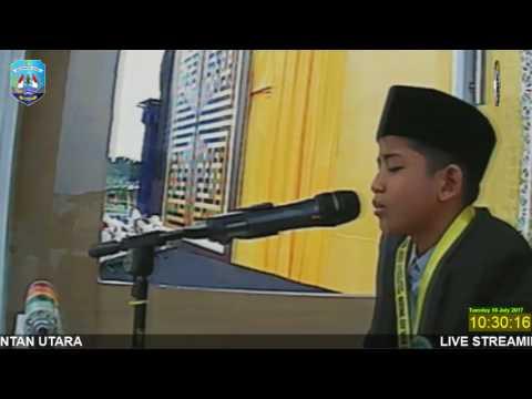 Video M Ammar Fathani di STQN ke XXIV tahun 2017 di Tarakan Kaltara download in MP3, 3GP, MP4, WEBM, AVI, FLV January 2017
