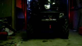 9. polaris sportsman sweet ride LEDs