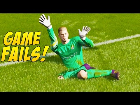 Fifa Fail 15! (Game Fails #71)