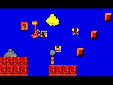 Super Mario Bros. Special (PC-8801) Playthrough - NintendoComplete