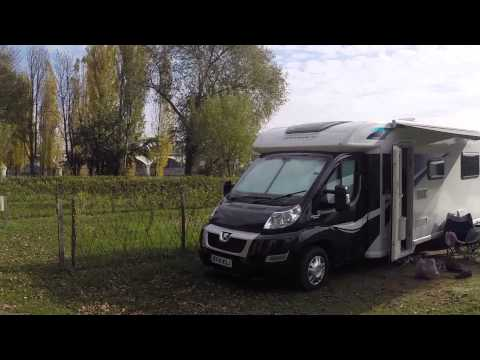 Practical Motorhome visits Paris