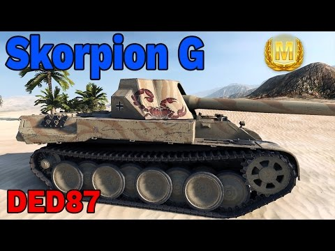 w końcu As!  - Rheinmetall Skorpion G - World of Tanks