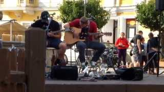 Video Almost Acoustic - Polar (live Slavonice)