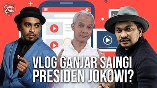 Video Tompi & Glenn Part 1 - Ganjar x Khofifah Menjawab: Vlog Ganjar Saingi Presiden Jokowi? MP3, 3GP, MP4, WEBM, AVI, FLV Agustus 2018
