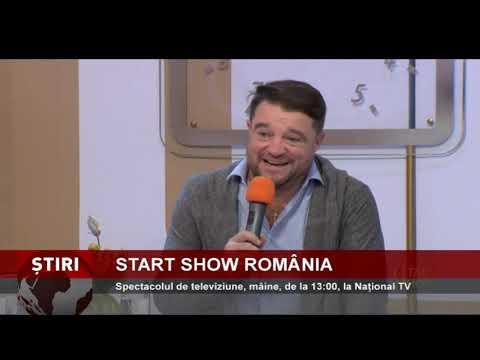 """Start Show România"", o ediție de excepție, duminică, la Național TV"