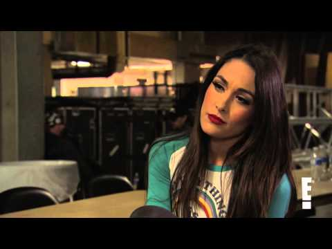 Clip - Nikki Bella voices her concern about her relationship with John Cena to her sister Brie.