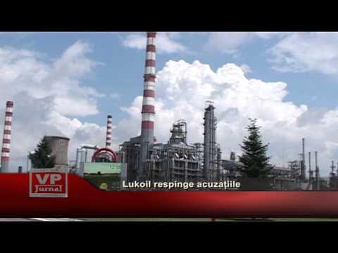 Lukoil respinge acuzațiile