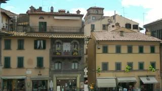 Cortona Italy  city images : ITALY Cortona, Tuscany (HD-video)