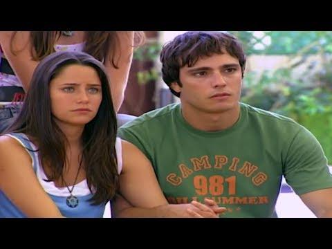 Malhação 2005 - Cena Final de cada capítulo видео