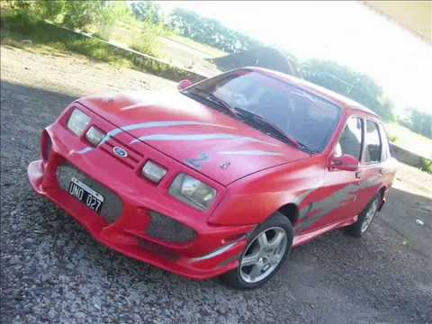 Тюнинг ford sierra 1.6 фото