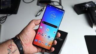 Video: Recensione Motorola Edge ...