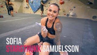 Power Screams With Sofia Starstrukk Samuelsson by Eric Karlsson Bouldering