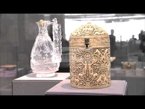 متاحف اسلامية حلقة متحف اللوفر فرنسا