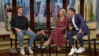 Evan Peters Talks About How He Met His Fiancée, Emma Roberts