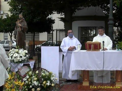 Misa a San Francisco de Asís - Isla Cristina