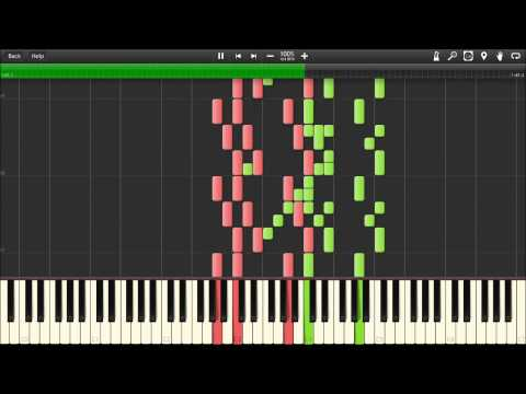 Synthesia: Carol of the Bells