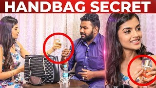 Video Evanukku Engeyo Macham Irukku Ashna Zaveri HANDBAG Secret Revealed   What's Inside The Handbag MP3, 3GP, MP4, WEBM, AVI, FLV Desember 2018