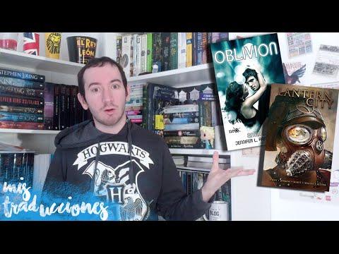 OBLIVION + LANTERN CITY | Mis traducciones (¡con sorteo!)