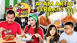Video AYAM ASIX by ANANG & ASHANTY ADA MENU RP 5000 !! AYAM ARTIS KOK MURAH ? MP3, 3GP, MP4, WEBM, AVI, FLV April 2019