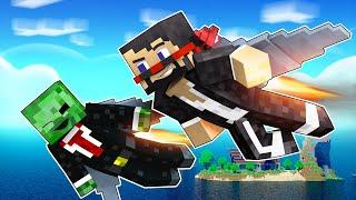 Elytra Fail (Minecraft Animation)