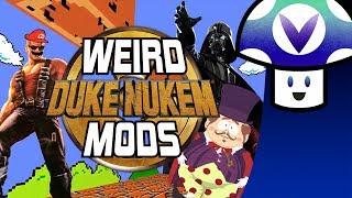Vinny streams Weird Duke Nukem Mods for PC live on Vinesauce! Subscribe for more Full Sauce Streams ▻ http://bit.ly/fullsauce...
