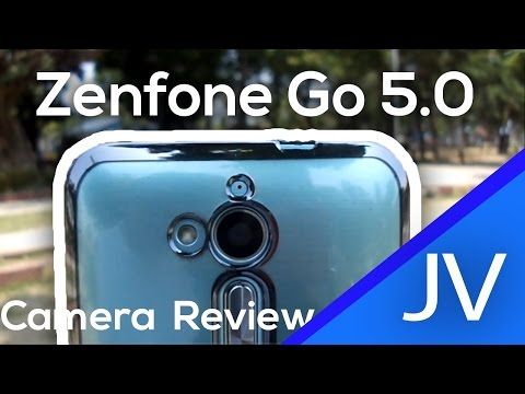 ZenFone Go 5 Lite Camera Review   ZB500KG   Sample Video and Photo  