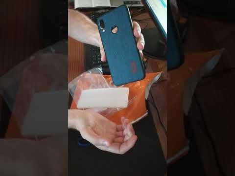 Xiaomi mi case cover Redmi Note 7 Unboxing