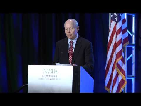 Update on the Internal Revenue Service – John Koskinen, Esq.