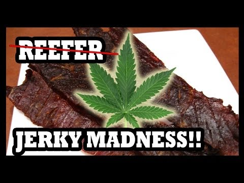 Beef Jerky That Gets You HIGH?!? – Food Feeder