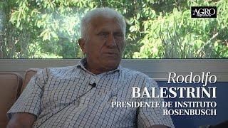 Rodolfo Balestrini - Presidente de Instituto Rosenbusch