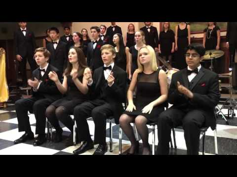 White Winter Hymnal (Fleet Foxes; Pentatonix)