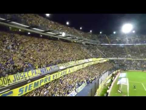Video - Boca Vs Banfield 2015 - Vals de la hinchada mas fiel del mundo - La 12 - Boca Juniors - Argentina