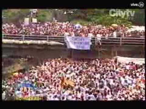 Paz Sin Fronteras Llegada De... Carlos Vives