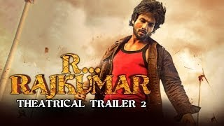 R...Rajkumar - Official Theatrical Trailer 2