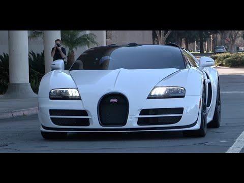 Pagani Huayra and Bugatti Vitesse Supercar Sunday HD