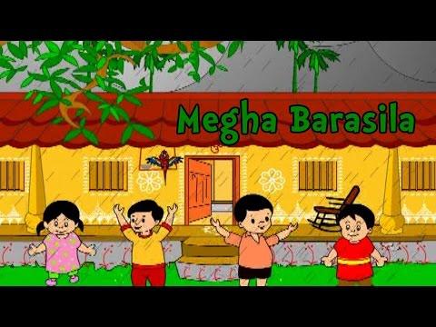 Video Megha Barasila | Oriya Nursery Rhymes and Songs | Shishu Raaija - A Kids World download in MP3, 3GP, MP4, WEBM, AVI, FLV January 2017