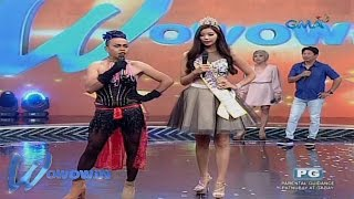 Video Wowowin: DonEkla meets the Miss Asia Pacific beauties MP3, 3GP, MP4, WEBM, AVI, FLV Januari 2018