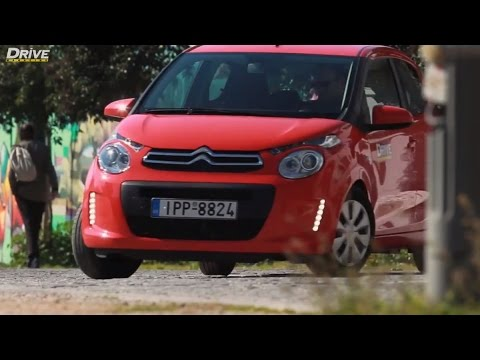 Test drive: Citroën C1 1.2