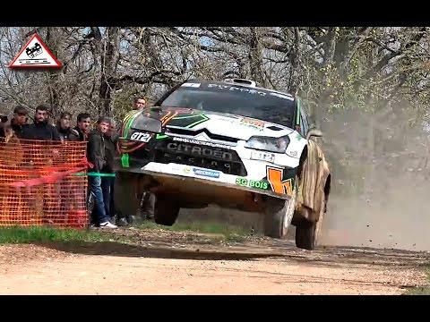 Crash & Show Rallye Terre des Causses 2015 [Passats de canto]