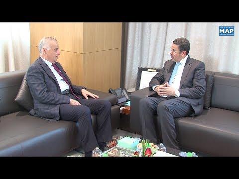 تجربة المملكة في مجال استقلال النيابة العامة محور مباحثات مغربية فلسطينية