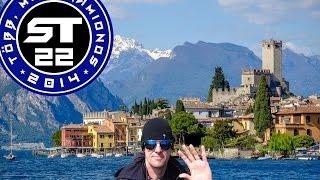 72. Kamionos a Garda tónál. Avagy, így is lehet hétvégézni. Italy