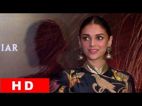 Aditi Rao Hydari At Special Screening Of Film Wazir