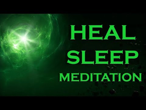 HEAL ~ Sleep Meditation ~ Heal with this UNBELIEVABLE POWER