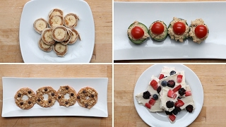 After-School Snack Ideas For The Week by Tasty