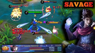 Video CLAUDE SAVAGE + FULL GAMEPLAY | MOBILE LEGENDS MP3, 3GP, MP4, WEBM, AVI, FLV Desember 2018