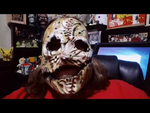 Corey Taylor Vol 3 The Subliminal Verses Mask Replica Unboxing and Review